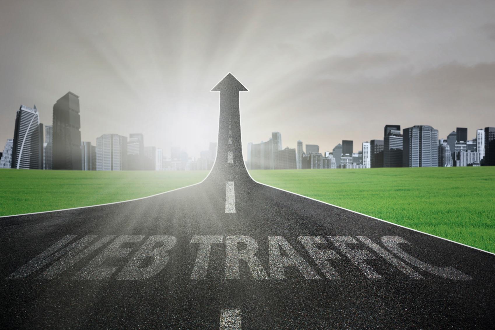 Five Keys to Increase North Carolina Website Traffic