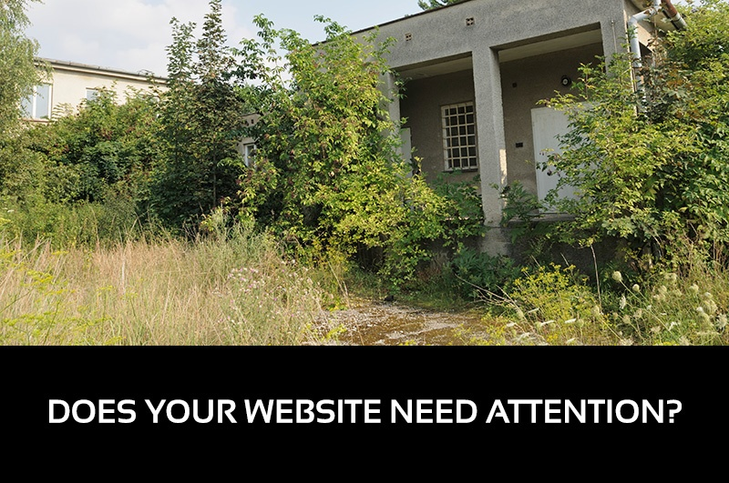 Website Maintenance is key to Growing Your Business